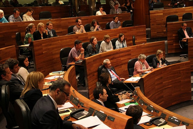 Grupo Parlamentario Podemos Asturies