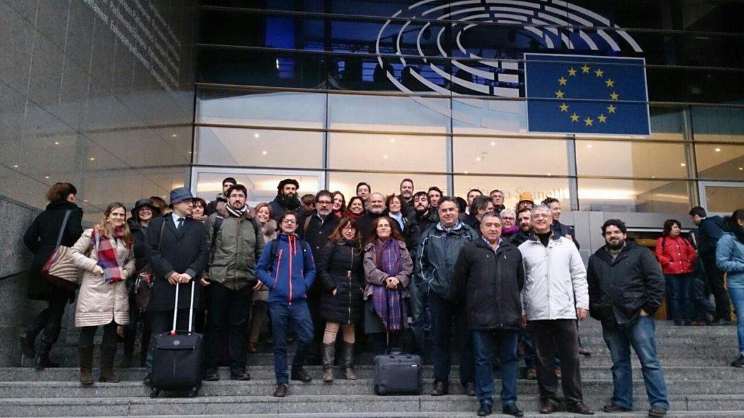 La diputada Paula Valero participa en el Foro Europeo de Economía Social y Solidaria