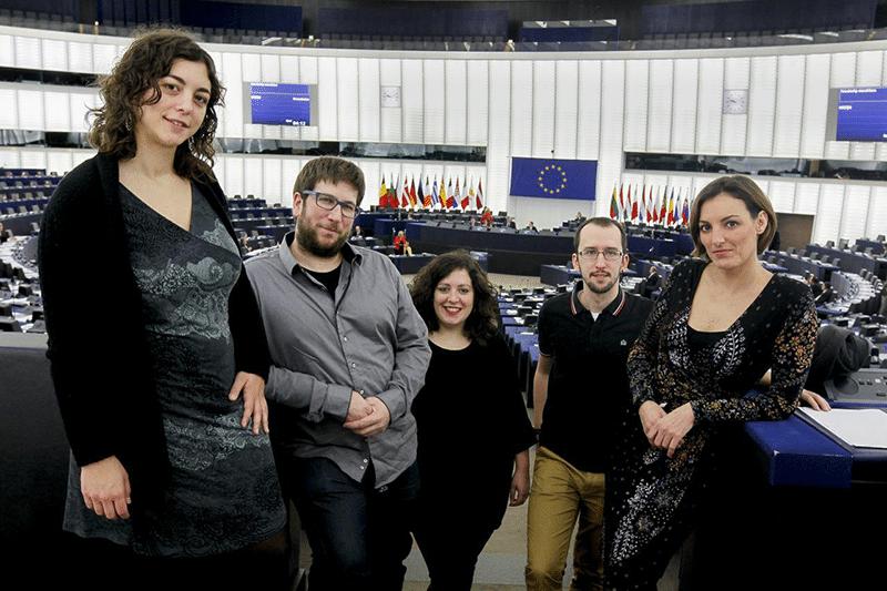 Grupo Europarlamentario