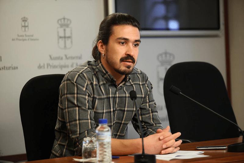 Andrés Vilanova en la rueda de prensa sobre las comparecencias en la comisión que investiga las listas de espera