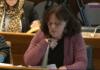 Paula Valero en la Comisión de Desarrollo Rural y Recursos Naturales