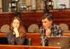 Enrique López y Lorena Gil en la Comisión de Hacienda y Sector Público, Junta General 18 de abril de 2016