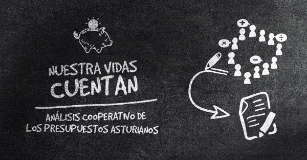 Análisis colaborativo de los presupuestos. Asturies 2017