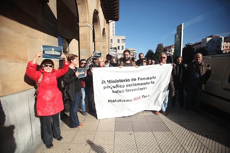 """Héctor Piernavieja: """"el paquete ferroviario prima el beneficio privado de los operadores frente a la utilidad pública del ferrocarril"""""""