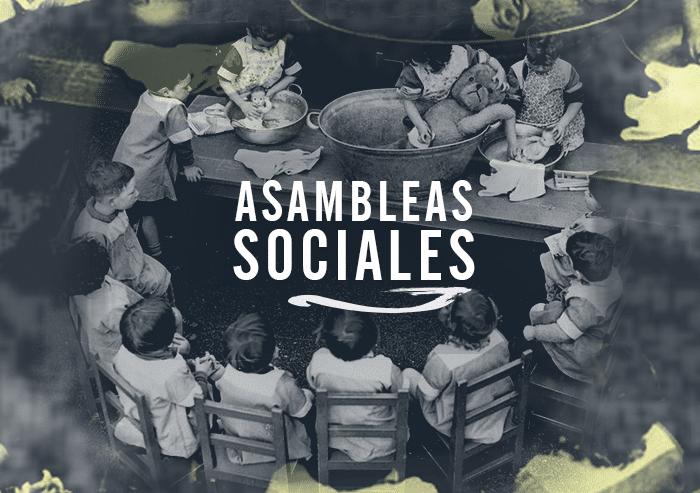 Podemos Asturies impulsa la participación ciudadana a través de las Asambleas Sociales 2017