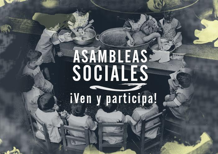 Asambleas Sociales