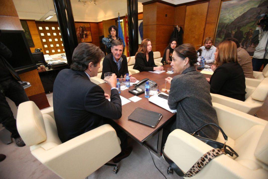 Reunión con la FSA sobre presupuestos