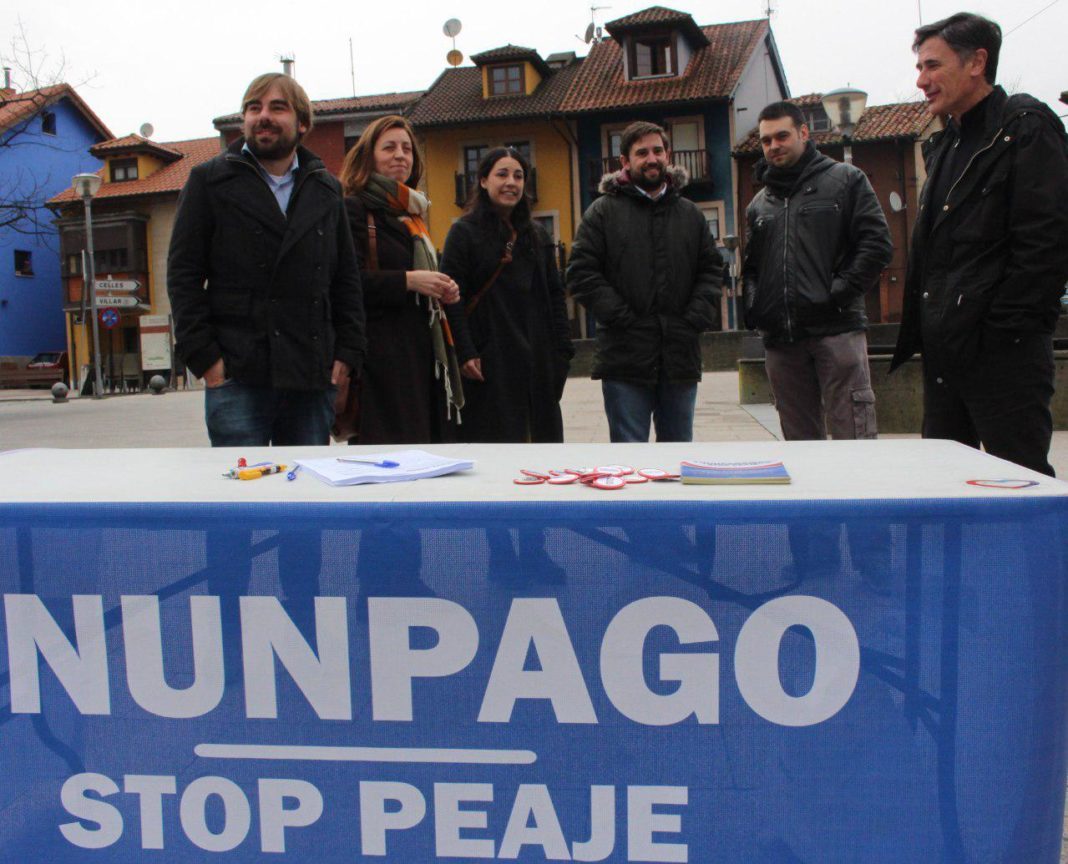 Campaña Stop Peaje.