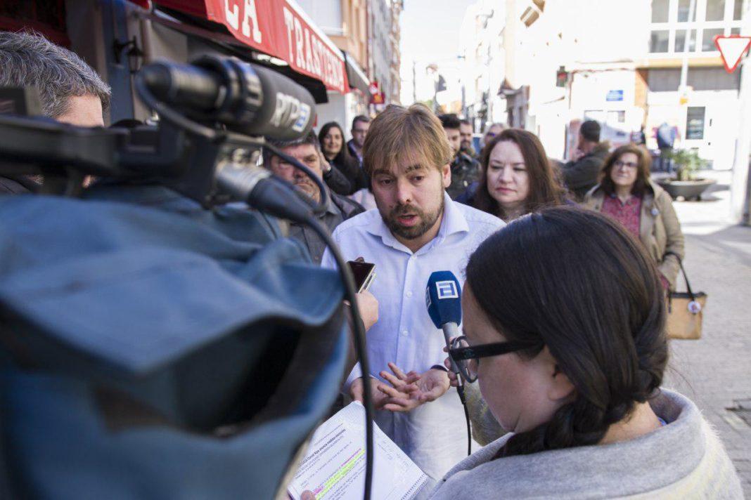 Presentación de la candidatura de Podemos Gozón