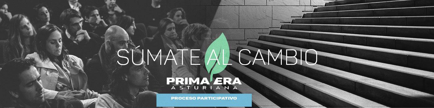 Súmate al cambio, Primavera Asturiana, Proceso participativo en el programa autonómico y municipales, haznos llegar tus propuestas