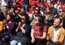 Derbi futbol femenino, El Molinón, Xixón