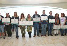 Entrega de premios Proyecto Asturies