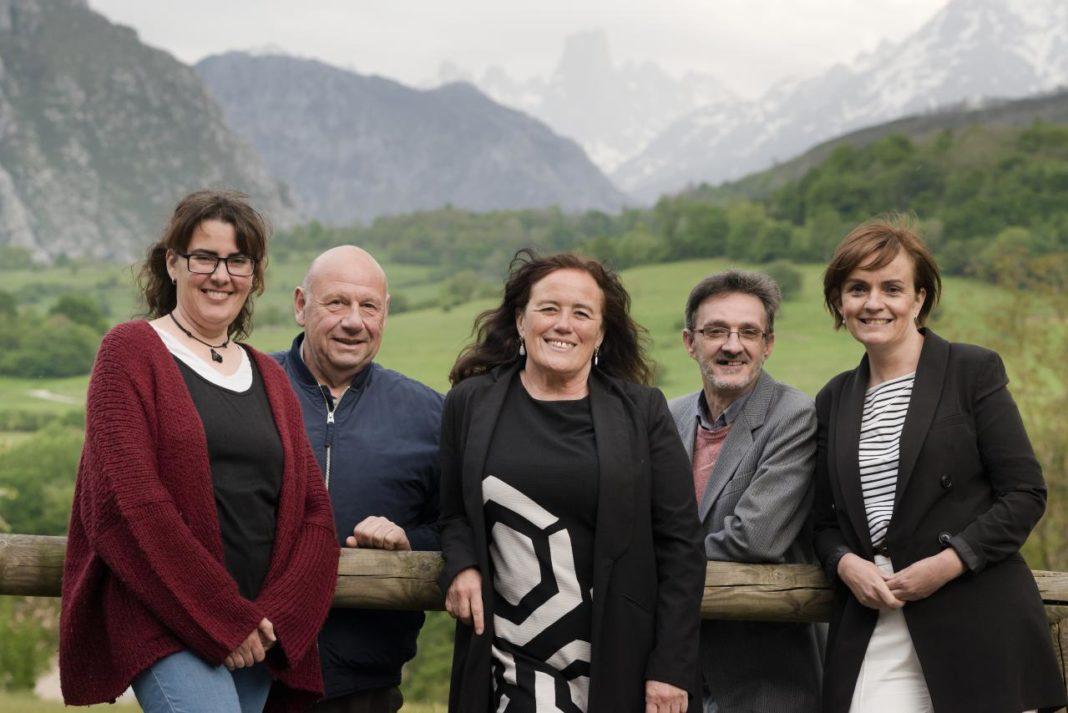 Candidatura Podemos Asturies Oriente