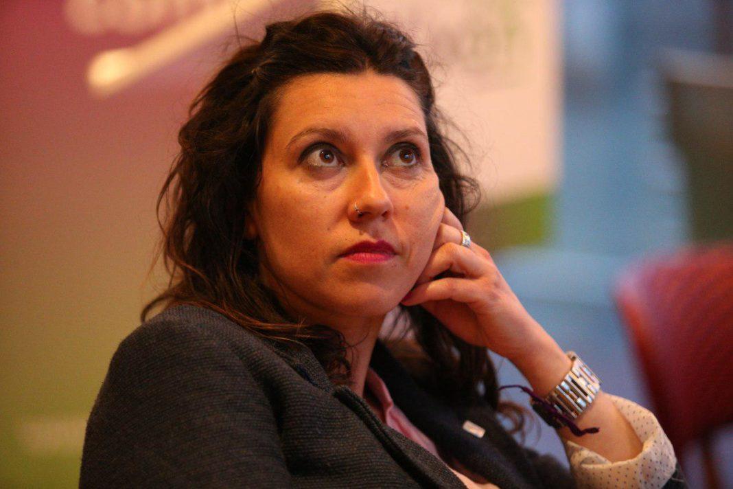 Nuria Rodríguez López, diputada de la Junta del Principado