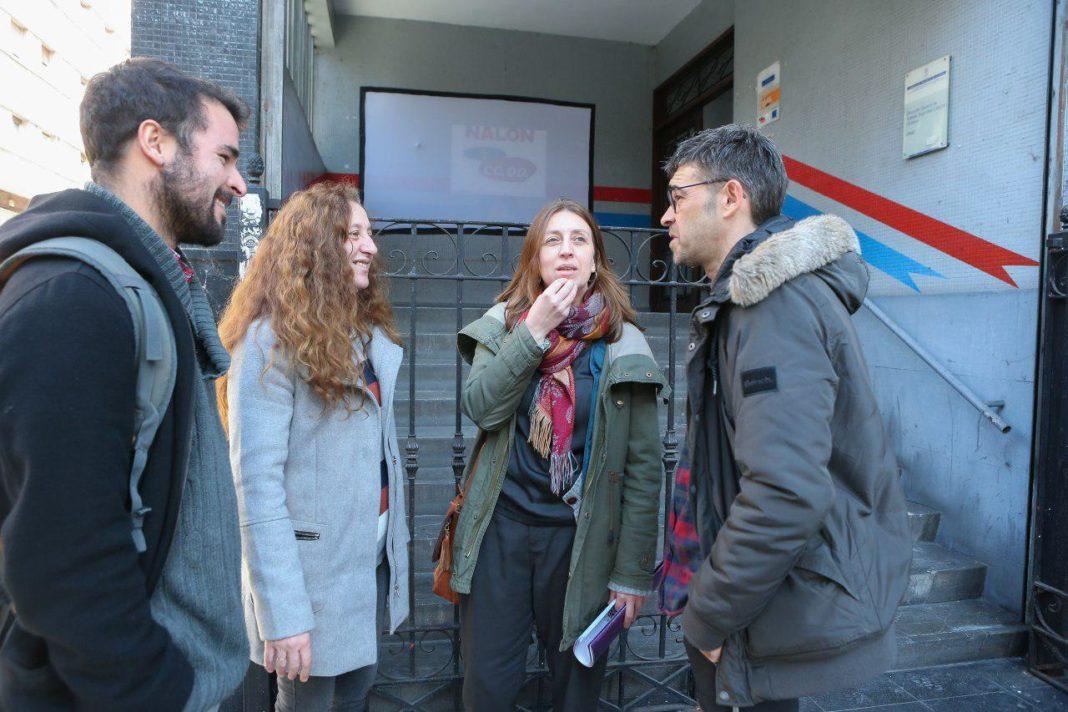 """Lorena Gil: """"Vesuvius seguiría abierta si se hubiera derogado la reforma laboral"""""""