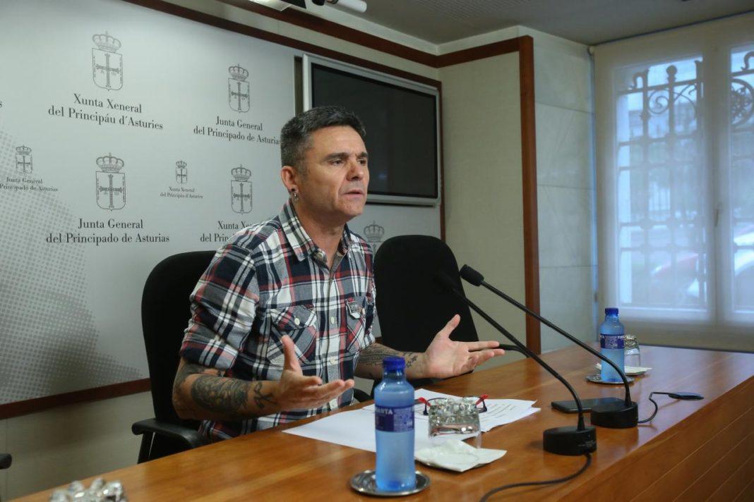 Rafael Palacios - Rdp Xunta Xeneral del Principado
