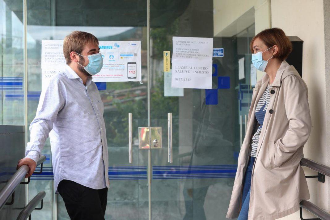 Podemos Asturies reclama la reapertura inmediata de los consultorios periféricos