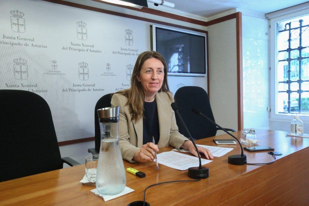 """Lorena Gil reprocha al Gobierno asturiano """"la falta de proyectos públicos para captar fondos verdes"""""""