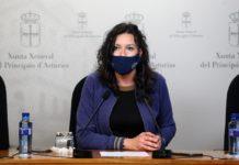 Nuria Rodríguez presentará una iniciativa en el Pleno de la Xunta Xeneral para pedir que se prorroguen por fuerza mayor los contratos que quedaron en suspensión por la pandemia.
