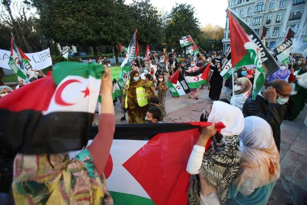 Izquierda Xunida y Podemos Asturies exigen el cumplimiento de las resoluciones de la ONU en el Sáhara Occidental