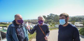 Podemos pide que se rehabilite el paseo marítimo entre Candás y Perlora, mediante el Fondo de Recuperación europeo