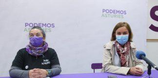 """""""El Gobierno asturiano tiene que ser muy claro y transparente y notificar a quién, cómo y cuándo se está vacunado"""", advierte Tomé"""