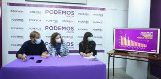 81.000 personas están pagando en Asturies un alquiler abusivo por sus viviendas
