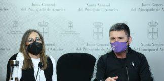Podemos Asturies e IX exigimos la libertad Juana Ruiz, la activista detenida por el Gobierno de Israel