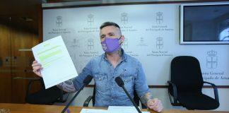 Exigimos al Gobierno asturiano que deje de emitir denuncias de desahucio a familias vulnerables y a mujeres víctima de violencia de género.