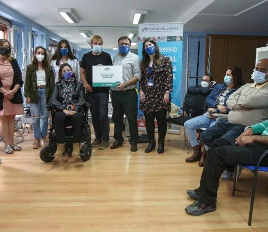 """AINDACE recibe el galardón """"12 lluches"""" por sembrar Asturies de iniciativas para crear un un lugar mejor que cuida a su gente"""