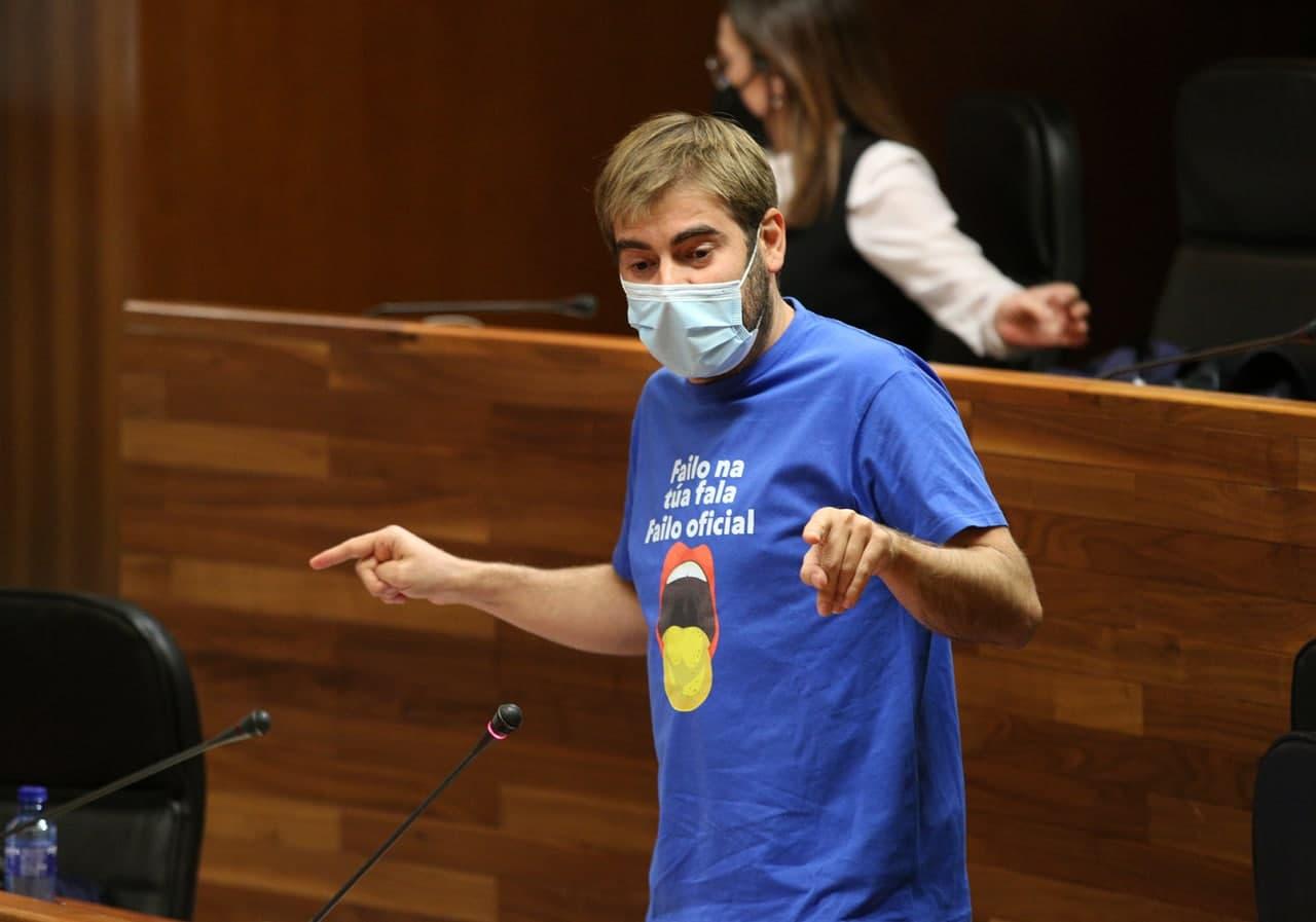 Daniel Ripa, día internacional de la llingua materna